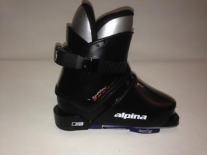 Alpina R1 zwart