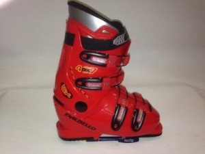 Dalbello DX 407 rood
